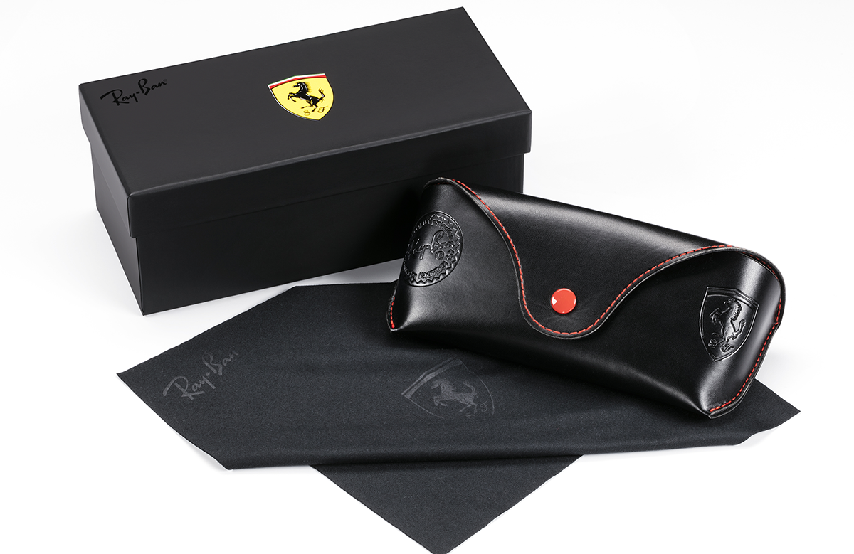65e0ce1bfef Ray-Ban 4195 M For Scuderia Ferrari – Jorge Oculista - Online Store